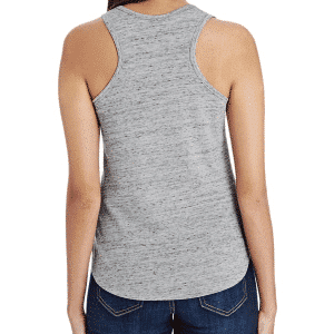 Ladies Humpback Tail Tank Top